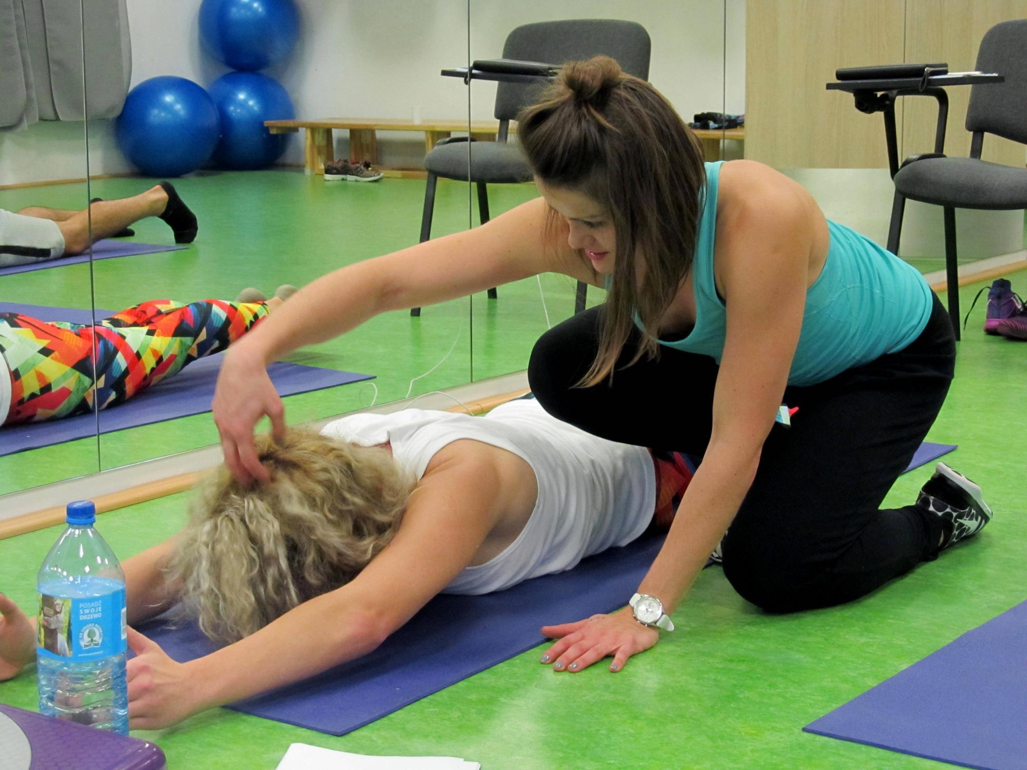Szkolenie Zdrowy kręgosłup