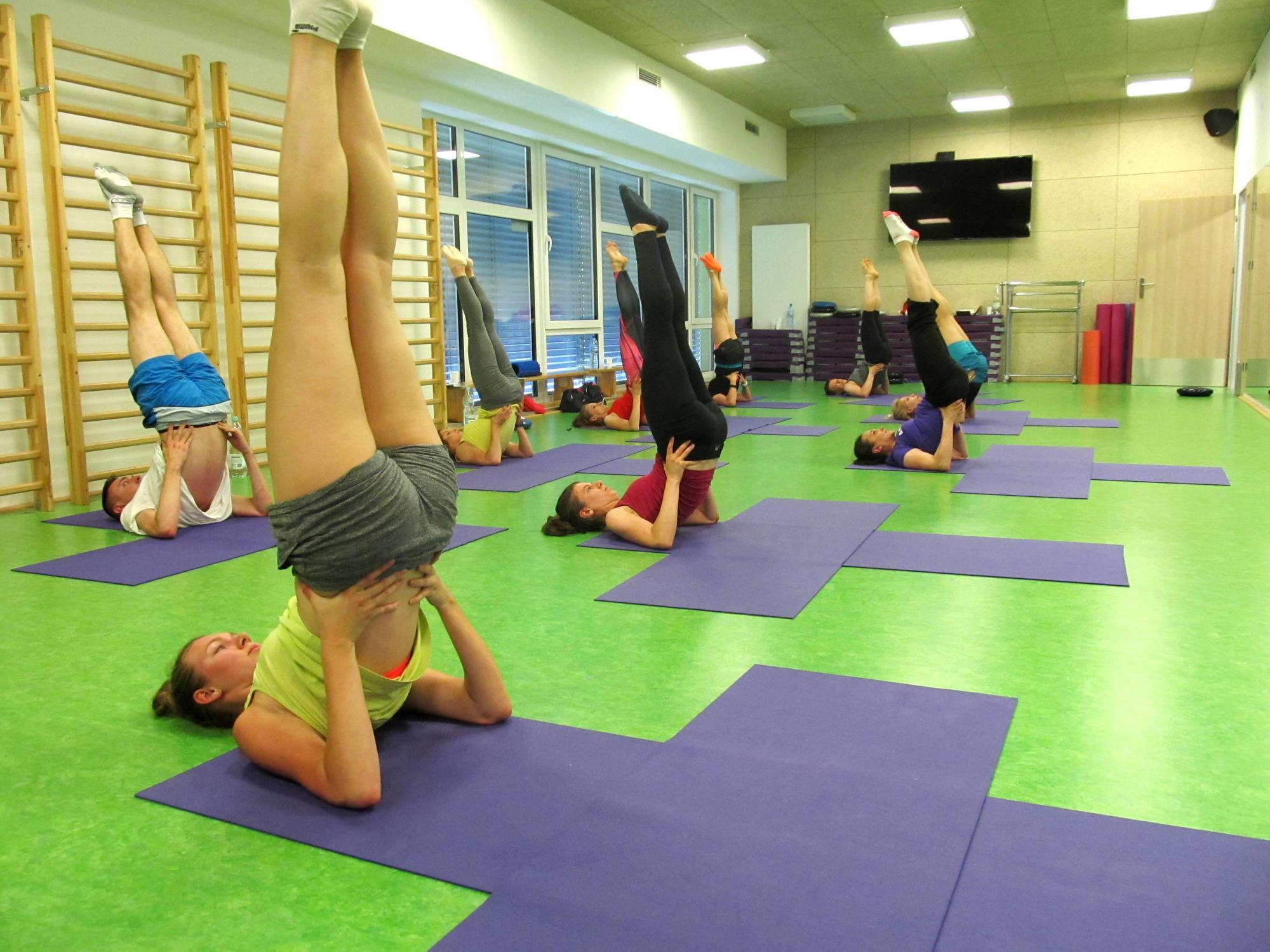 Szkolenie Pilates w tańcu- dance