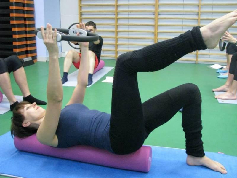 Kurs Pilates III