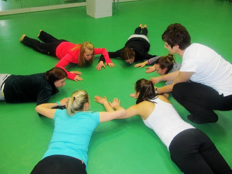 Szkolenie-Gimnastyka korekcyjno kompensacyjna