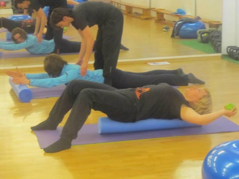 Szkolenie-Pilates z przyborami