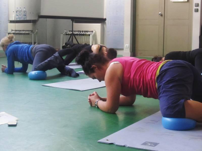 Szkolenie-Trening dna miednicy