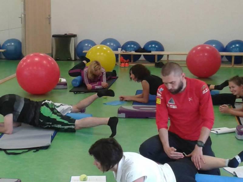 Szkolenie-Zdrowy kręgosłup